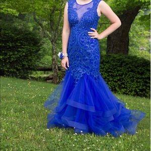 Aspeed Prom Dress